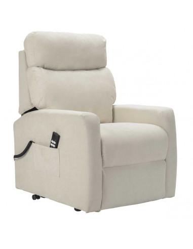 Asia poltrona relax sfoderabile con reclinazione indipendente IT
