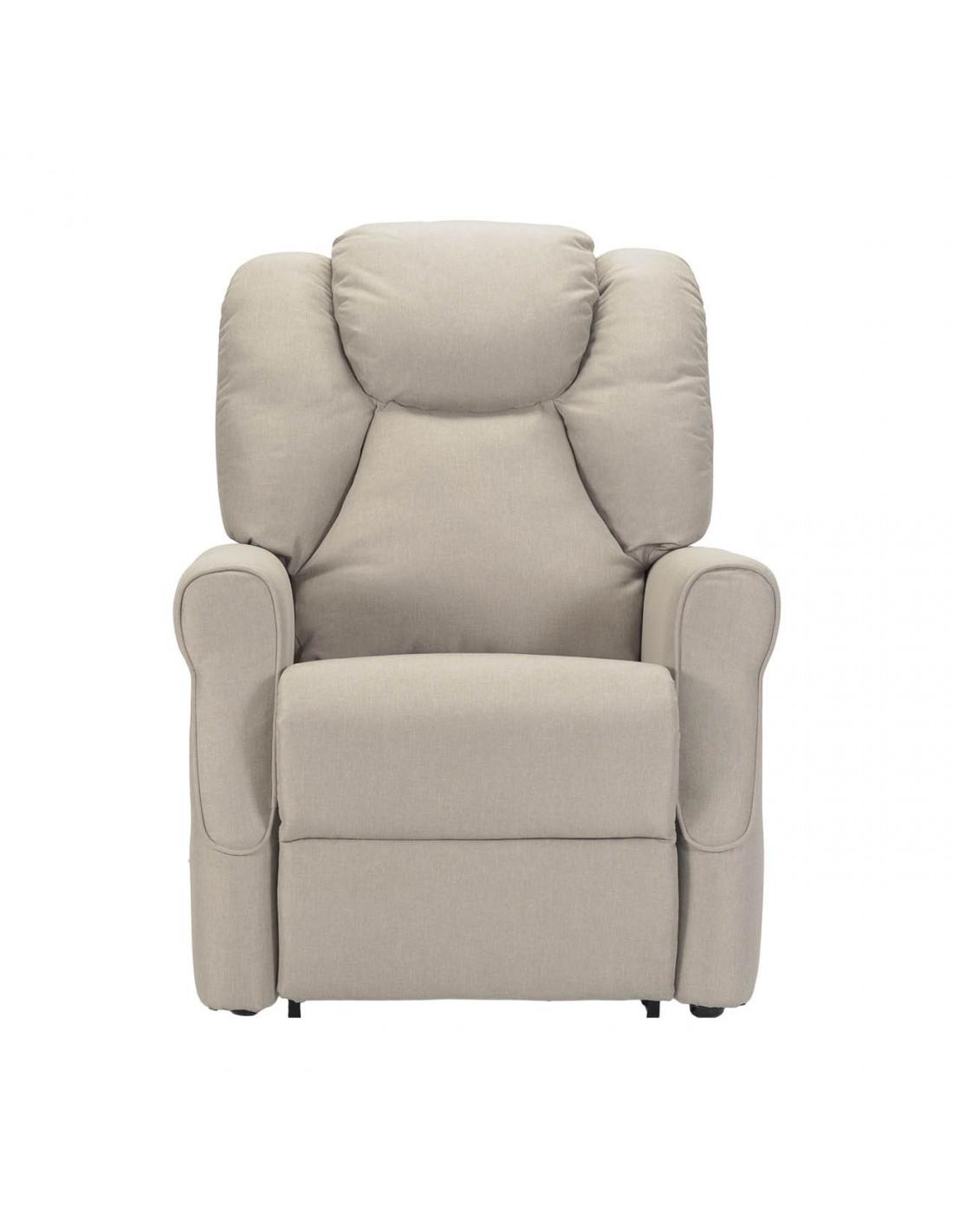 Poltrone Per Anziani Massaggianti.Angela Poltrona Per Anziani Alzapersona Con Reclinazione Combinata