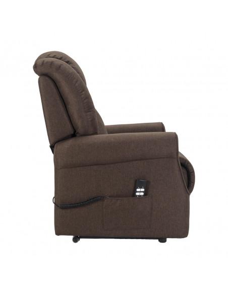 Angelica Poltrona per anziani alzapersona con reclinazione combinata IT