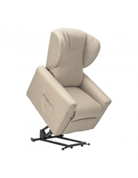 Magica Large Poltrona con alzapersona e reclinazione indipendente IT