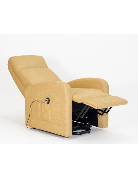 Poltrona Chanel motorizzata lift, reclinzione schiena/piedi combinata, soffice, seduta micromolle indeformabile, ottimo prezzo